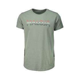 Maloja WagenauM. - T-shirt manches courtes Homme - gris